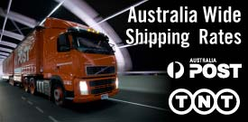 Australia-Wide Delivery