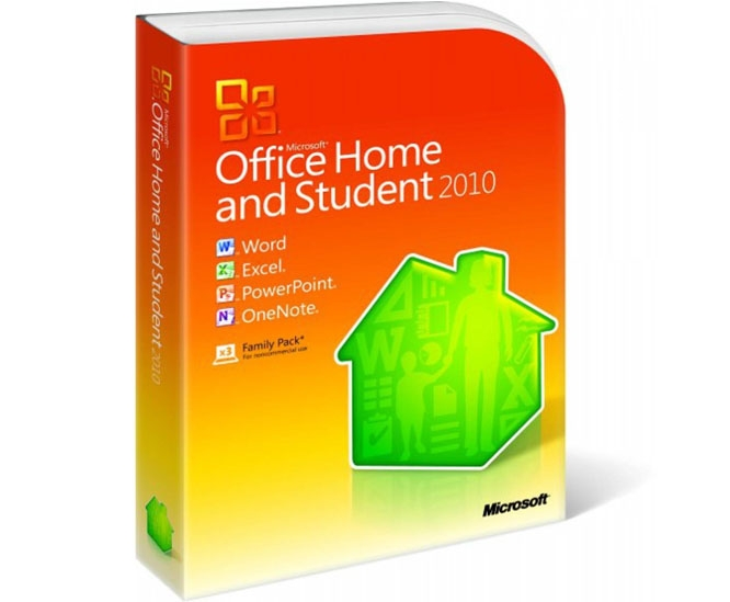 microsoft office 2010 home and student pkc. Black Bedroom Furniture Sets. Home Design Ideas
