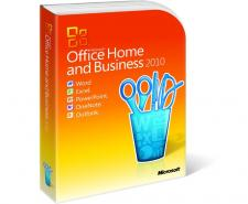 Microsoft Office 2010 Home and Business PKC Image