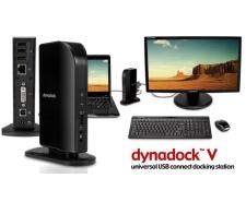 Toshiba Dynadock V Docking Station Image