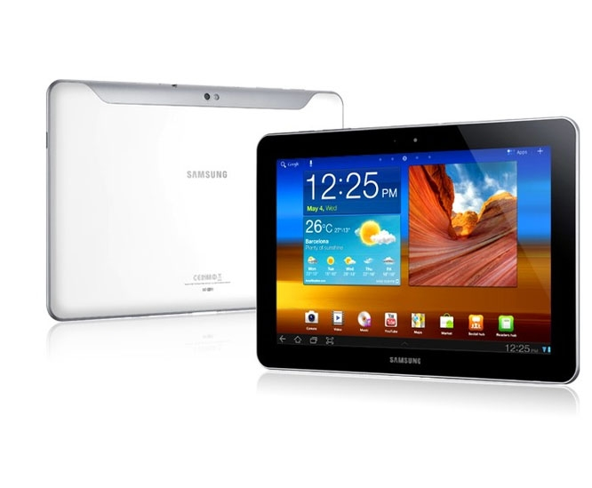 samsung galaxy tab 10 1 64gb wifi white tablet. Black Bedroom Furniture Sets. Home Design Ideas