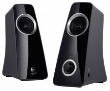 Logitech Z320 2.0 Speaker System Image