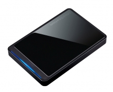 Buffalo MiniStation Portable USB 3.0 HDD 1TB HD-PCT1TU3