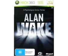 Xbox 360 Alan Wake Full Game Download Card
