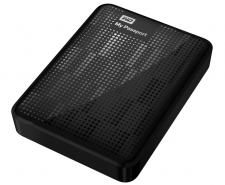 WD 2TB My Passport USB 3.0/2.0 high capacity portable hard drive Image