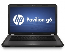 HP Pavilion g6-1317TX Notebook with Core i5 and 1GB Dedicated Graphics Image
