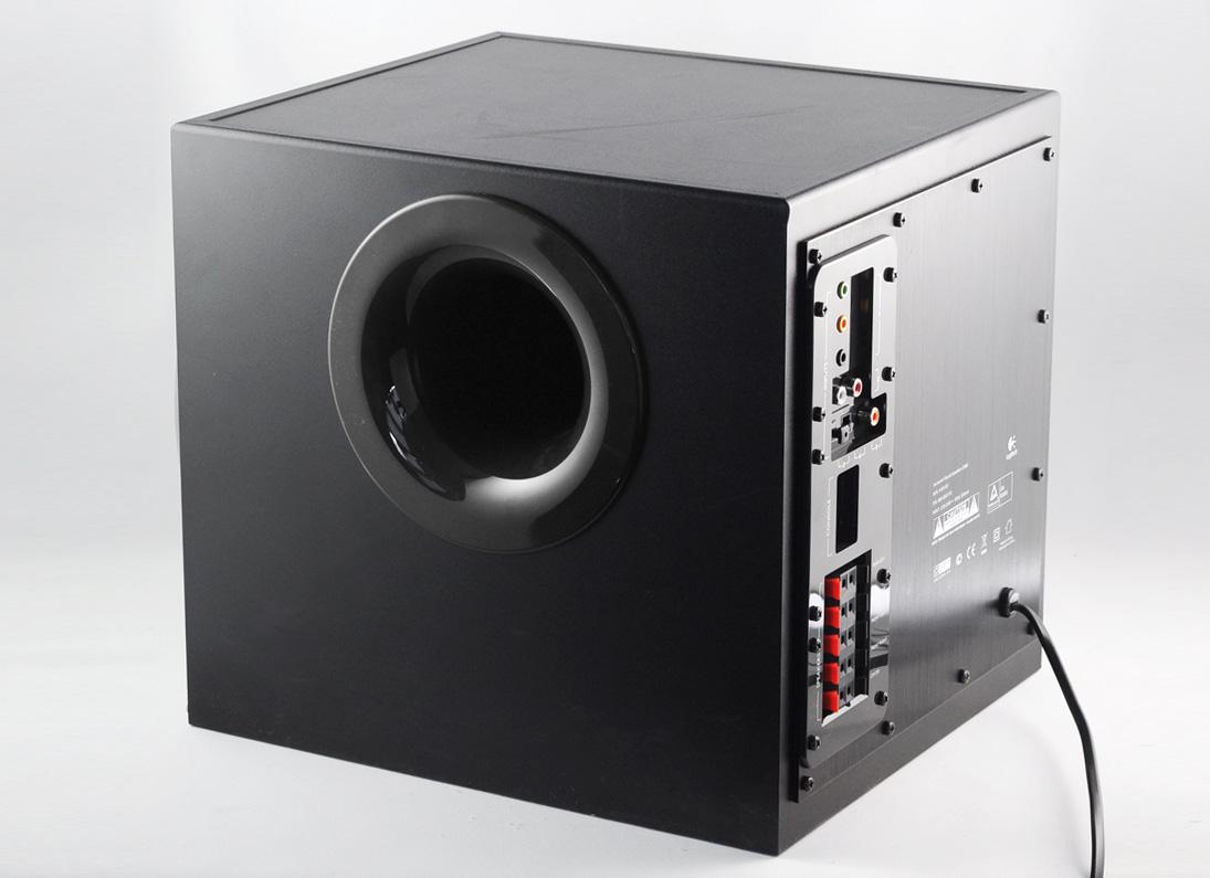 Logitech Z906 Thx Certified 5 1 Speaker System 500watts Rms