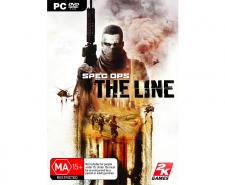 PC Spec Ops: The Line