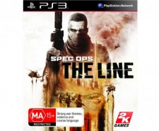 PlayStation 3 Spec Ops: The Line