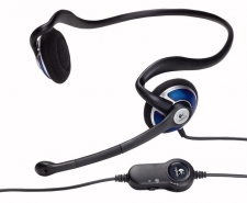 Apple Earphones Tennessee - Logitech ClearChat Style Overview