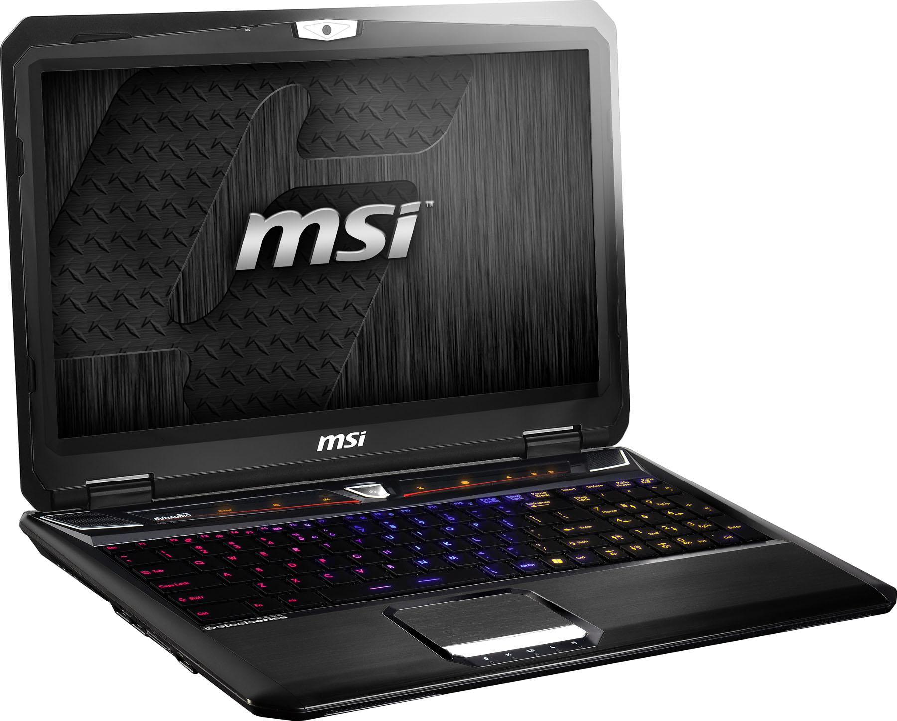 Msi gt60 0ne 262au gaming notebook with bonus steelseries for Msi international