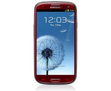 Samsung GS3 Galaxy S III red - Unlocked (Certified Australian Stock)