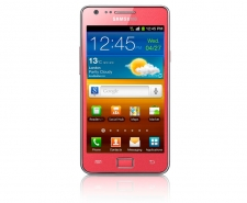 Samsung GS2 Galaxy S II Pink 16GB - Unlocked (Certified Australian Stock)