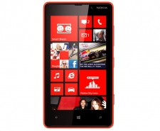 Nokia LUMIA 820 Red - Unlocked (Certified Australian Stock)