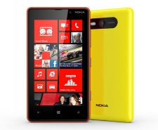 Nokia LUMIA 820 Yellow - Unlocked (Certified Australian Stock)