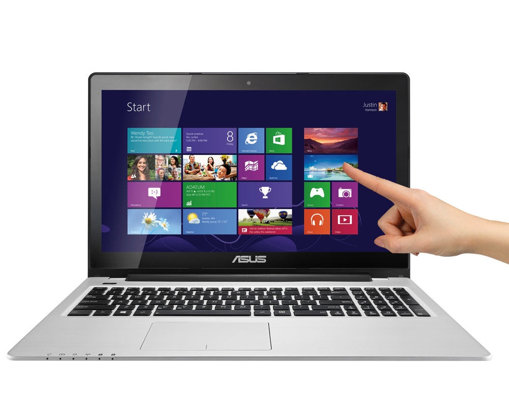 ASUS R550CM-CJ058H Touch Screen Ultrabook Image