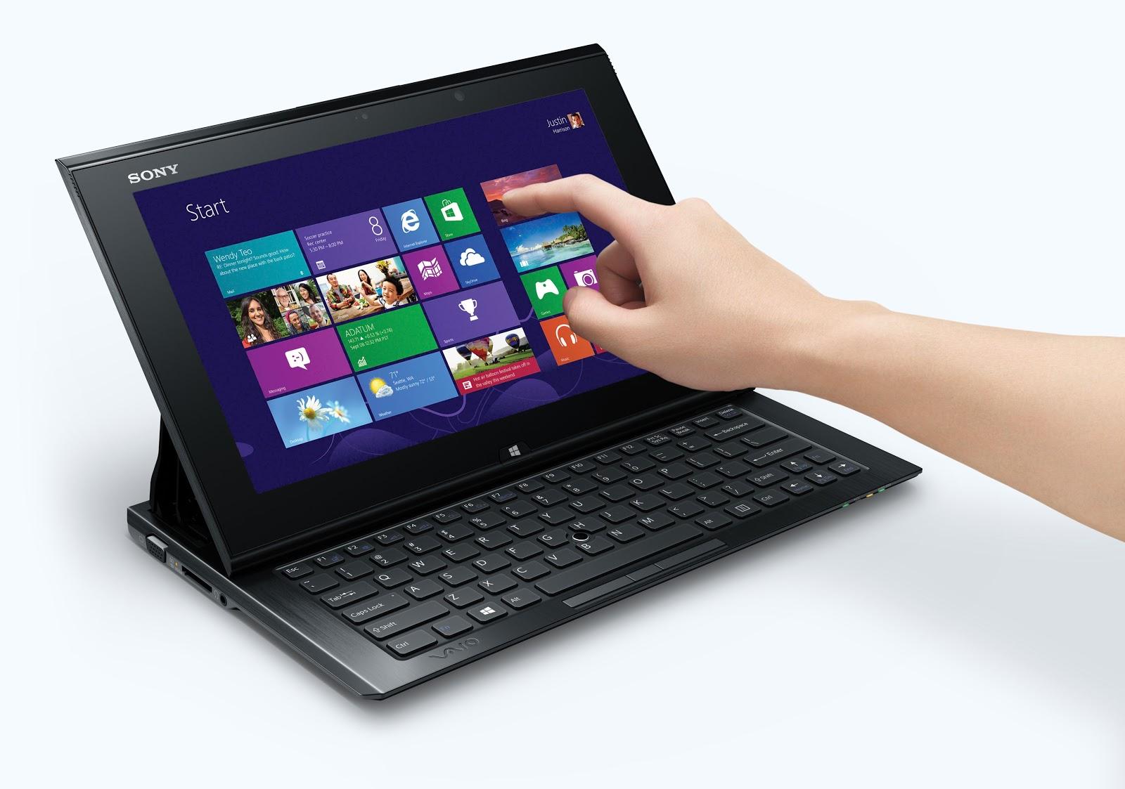 Sony Vaio Duo 11 Tablet Svd11216pgb