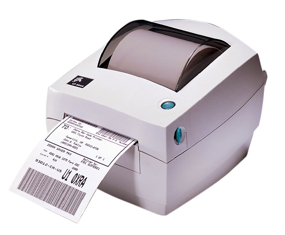 Zebra LP 2844 Thermal Direct Label Printer