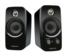 Creative Inspire T10 2.0 Desktop Speakers Image