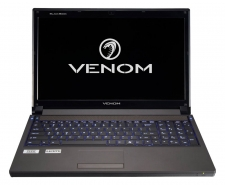 Venom BlackBook 15 (A0227) Performance Notebook - Bonus Civilization V Game