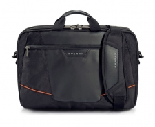Everki Flight Checkpoint Friendly Briefcase, fits up to 16 Inch (EKB419)