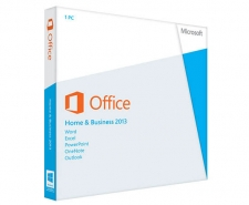 Microsoft Office 2013 Home & Business 2013 - 1 PC