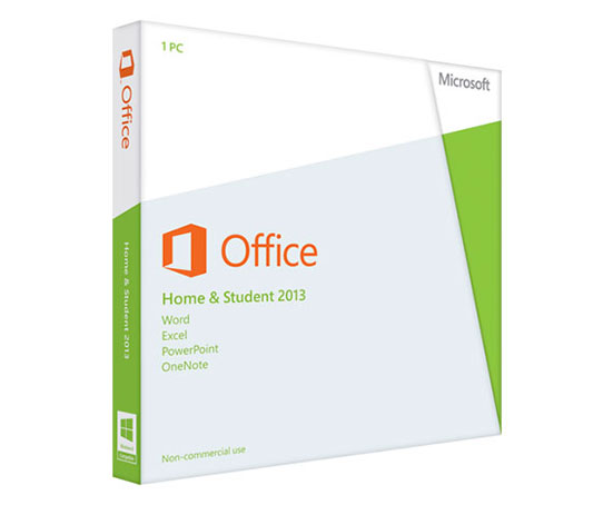 Microsoft Office 2013 Home Amp Student 2013 1 Pc