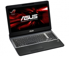 ASUS ROG G55VW-S1235H Gaming Notebook - Bonus Civilization V Game