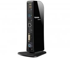 Toshiba Dynadock U3.0 Universal USB 3.0 Docking Station (PA3927A-1PRP)