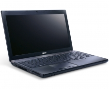 Acer TravelMate 6595G Notebook with nVidia GeForce GT540M