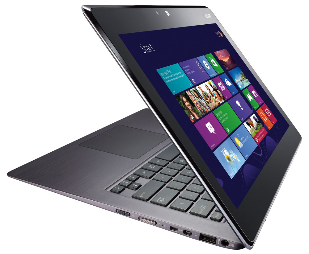 Asus Touch Screen Laptop