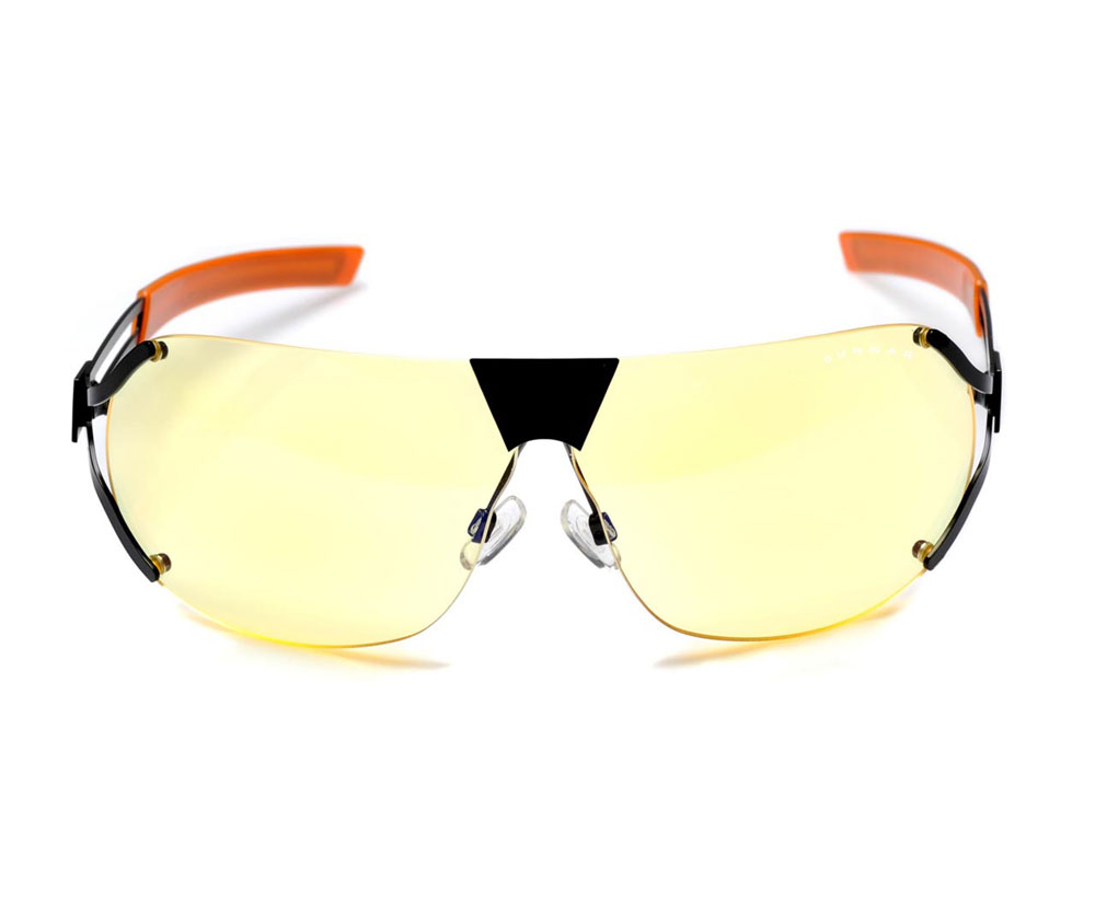 Eyeglass Frame Repair Richmond Va : Gunnar Desmo Amber Onyx Indoor Digital Eyewear