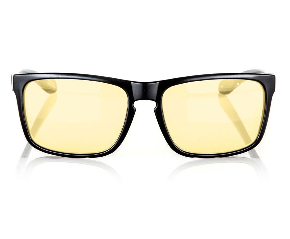 Eyeglass Frame Repair Richmond Va : Gunnar Intercept Amber Onyx Indoor Digital Eyewear