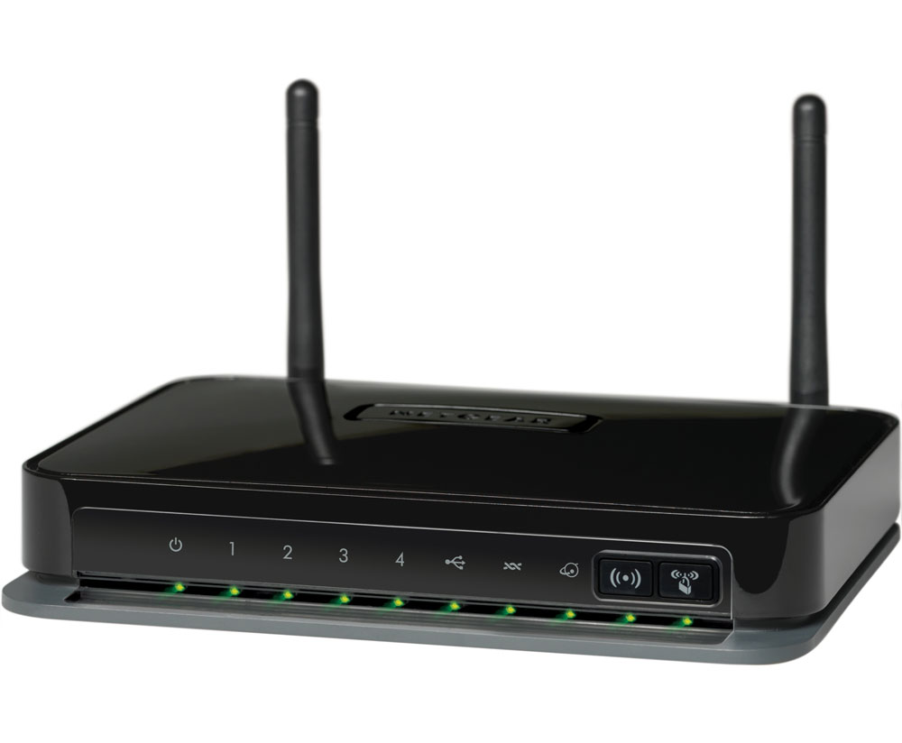 netgear n300 wireless adsl2 modem router. Black Bedroom Furniture Sets. Home Design Ideas