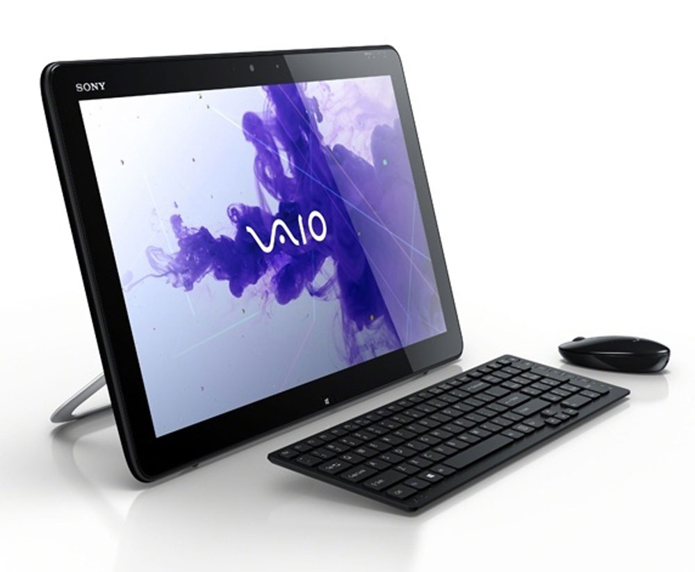 Sony vaio tap 20 all in one tablet pc tsvj20236cgwi for Notebook tablet