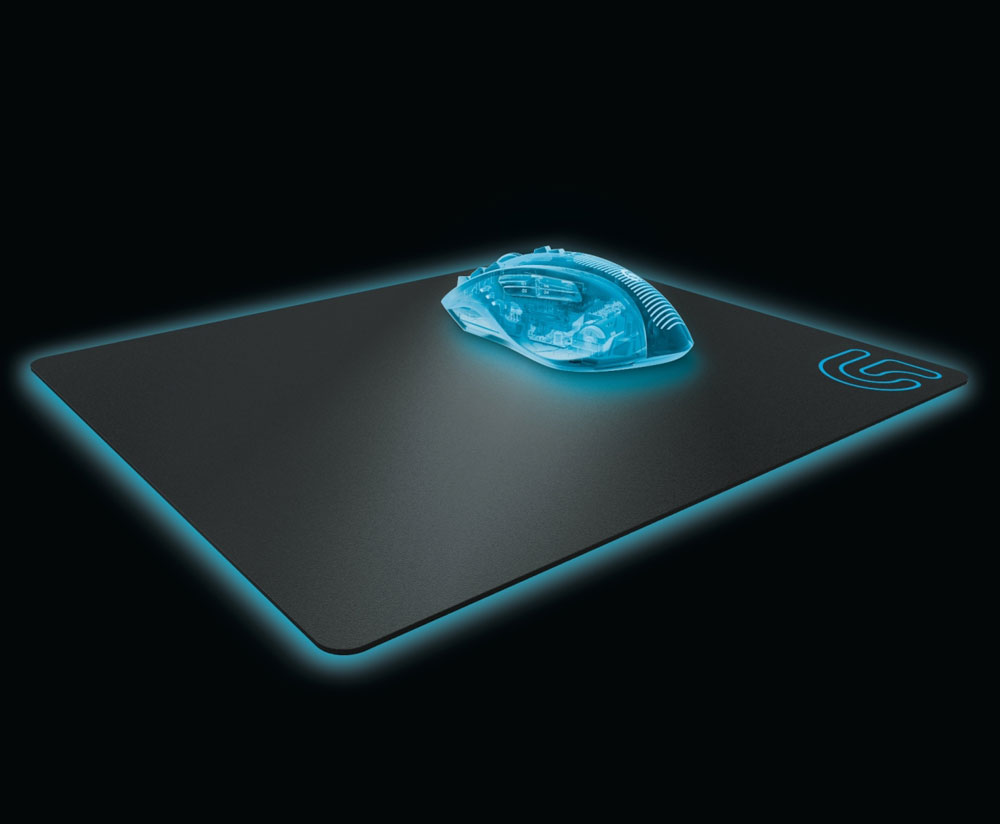 Logitech Gaming Mouse Pad Click image to enlarge