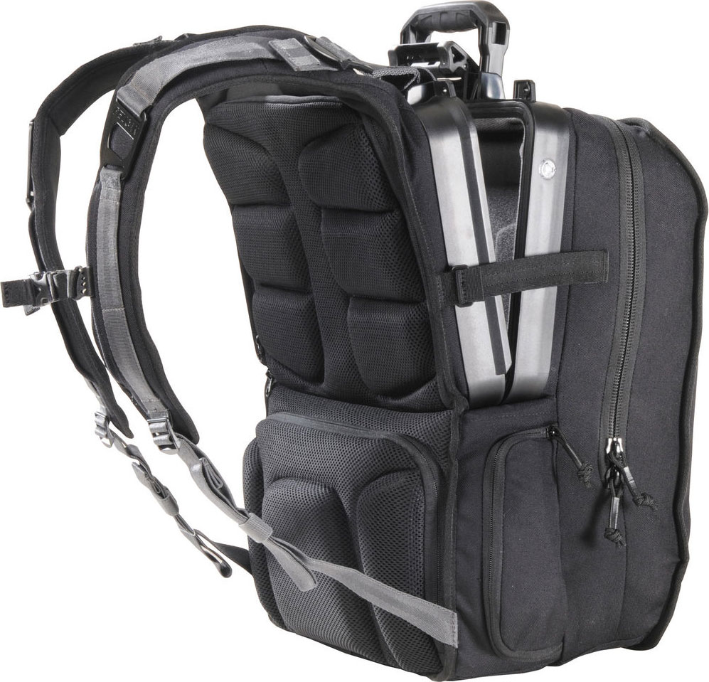 Pelican U140 Elite Laptop Tablet Backpack Built In