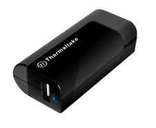 Thermaltake Trip Portable Power Pack 2600mAh Compatible with iPhone, iPod and phones
