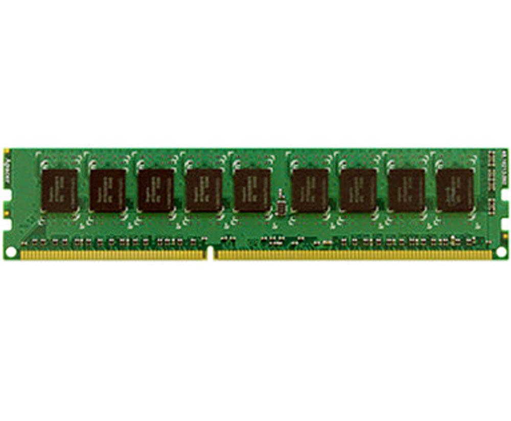 Synology Memory Module 4gb Ddr3 1600 Ecc Unbuffered Dimm
