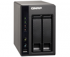 QNAP TS-221  2-Bay Home and SOHO NAS for Personal Cloud and Social Sharing
