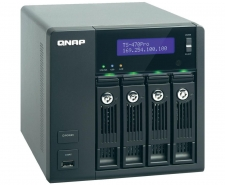 QNAP TS-470 4-bay high performance NAS for SMB
