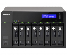 QNAP TS-870  8-bay high performance NAS for SMB
