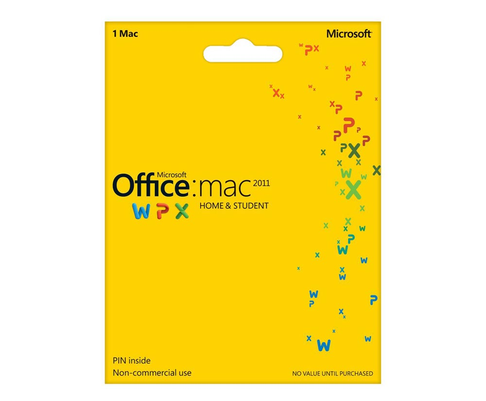 office for mac student or business edition