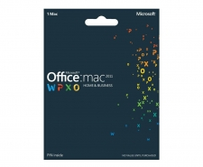 Microsoft Office for Mac 2011 Home & Business (1 Mac)
