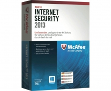 McAfee Internet Security Suite OEM 3PCs Image