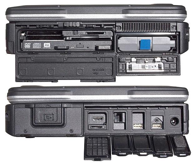 Panasonic Toughbook CF 31 MK2 131 Fully Rugged 15CF