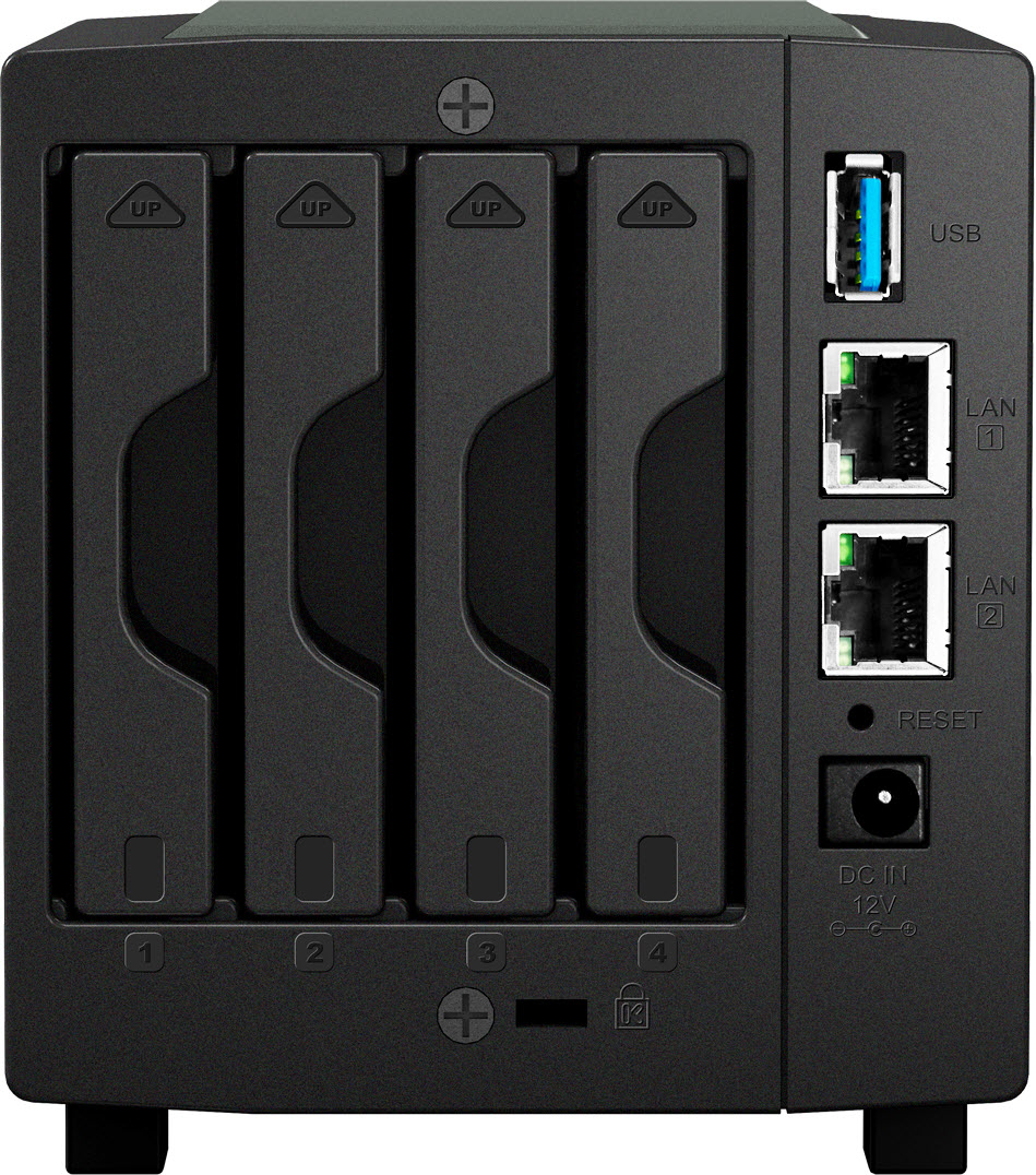 Synology Diskstation Ds414slim 4 Bay 2 5 Quot Diskless 2xgbe
