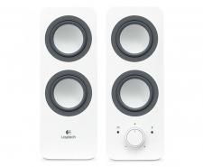 Logitech Z200 Multimedia Speakers Snow White Image