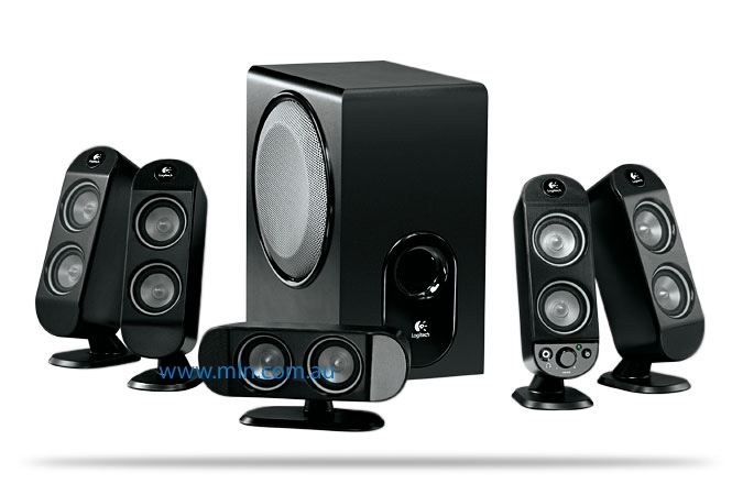 Logitech X 530 Surround Sound System