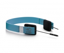 Bang & Olufsen BeoPlay Form 2i Headphones (Blue) Image